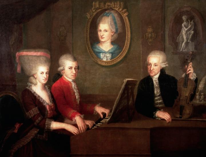 Mozart's Family