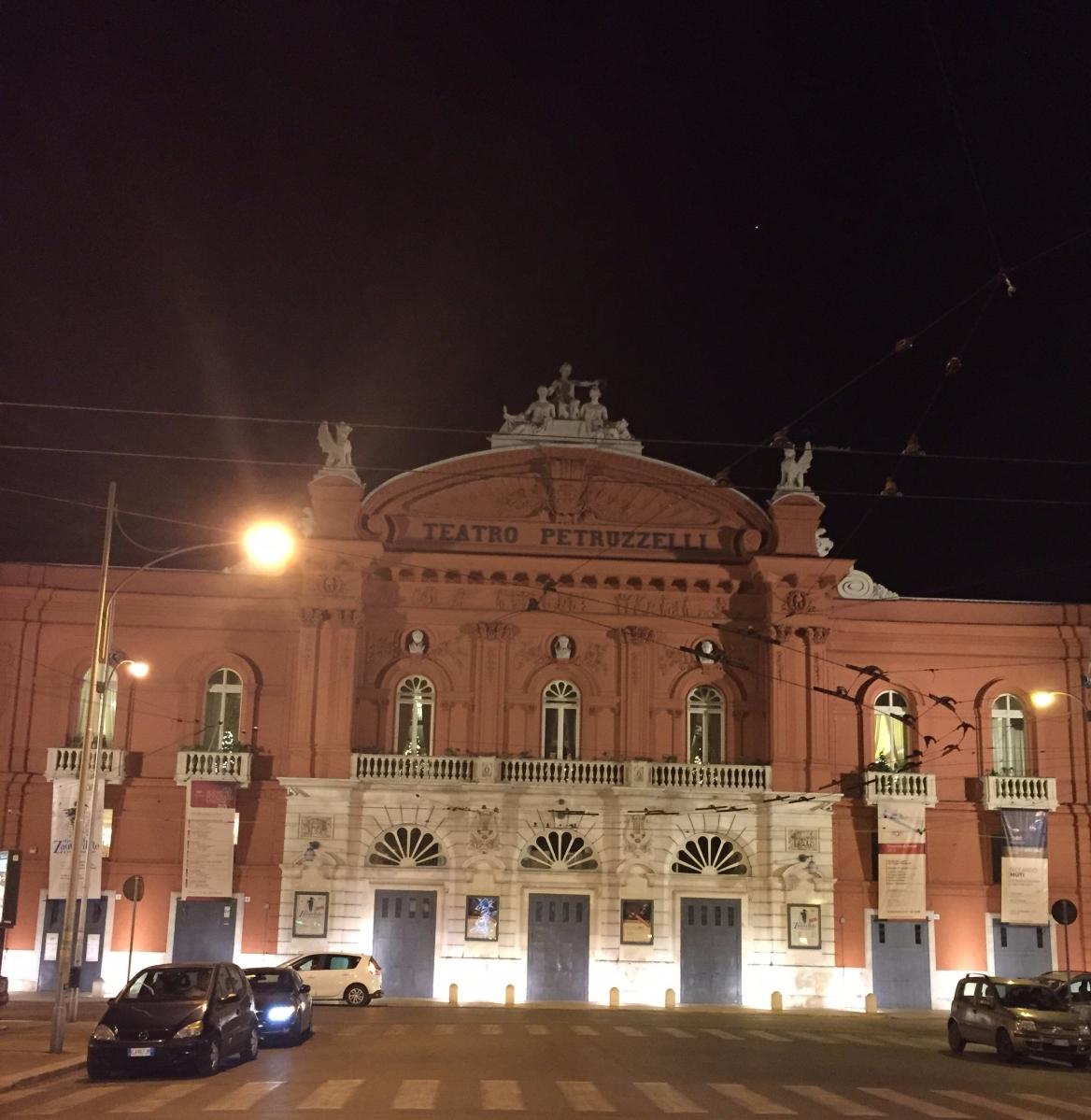 Teatro Petruzzelli, Bari 🏛🎶🇮🇹